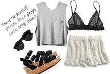 Aspiring fashionista / by Sarah Cinski