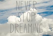 Day dreaming / by Sarah Cinski