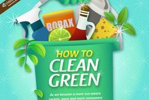 Cleaning Tips & Tricks / by Oksana Gvozdik