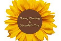 Spring Cleaning, General Cleaning & Household Tips / Spring cleaning, general cleaning, household tips, hacks, shortcuts, and ideas to help make spring cleaning go quicker and easier, as well as every day cleaning. Find more at blogbydonna.com