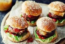 Sandwiches, Burgers, Bruschette