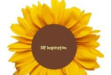 DIY Inspiration / DIY projects to try for the home, crafting, homemade beauty products and more...