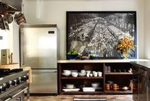 Decorating - Kitchen / by Kathryn Kenyon