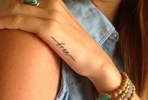 Tatts Nice / by Lindsay Collette