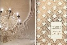 great gatsby wedding / gilded age/art nouveau/art deco