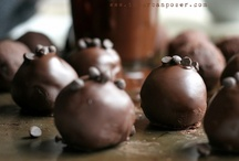 CHOCOLATE RECIPES= My Love / All the best chocolate recipes I could get my hands on! Yum. :)