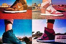 Nike Dunk Sky Hi / by AW_LAB