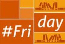 #Fridayreads / tutti i libri dalla nostra rubrica #Fridayreads