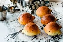 Food photography: bread and more / by Patrizia Corriero