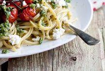 Food photography: pasta / by Patrizia Corriero