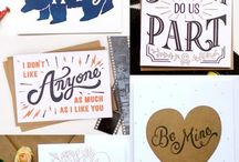 Typography / by Erica Cheung