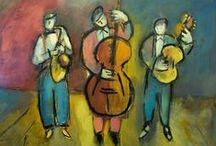 Musical Art / by Artfinder