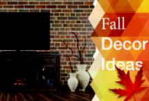 Halloween Fireplace Decor Ideas / by Dimplex