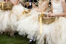 Bridesmaid talk / Stuff for the bridesmaids and flower girls / by Lynette Rushworth