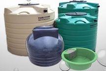 Makoro Water Tanks / Water storage tanks