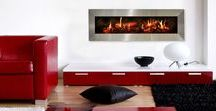 Opti-V Electric Fireplaces