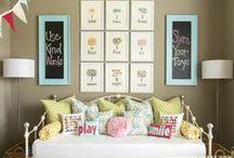 Serena & Saraya's Room