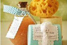 Glorious Gifts / Ideas and inspiration for gift giving.