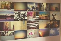 Photo Displays / Ways to display photos. / by Traci Knight