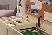 organization and storage solutions / by Fatima Oliver