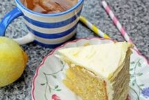 Cake, Cake and More Cake! / Our teas are delicious but we are partial to a little cake to accompany them!