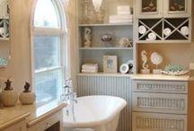 Bathroom Ideas / by Ray-Jess Hubble