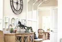 Welcome to our HOME Inspiration/Entry Way
