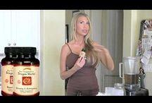 Natural Beauty secrets! / Healthy, natural beauty secrets!