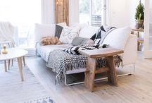 home / greys.  whites.  touches of glam.