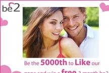 be2.fr / Be2.fr Si vous êtes a la recherche d'un site de rencontre sur internet sérieux ou d'une agence matrimoniale en ligne, Be2.fr est vraiment fait pour vous. Ce site a plusieurs millions de membres dans 36 pays à travers le monde. / by be2 matchmaker