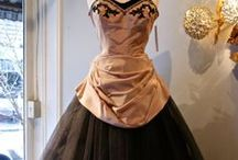 Closet Wish List / Steampunk, vintage type outfits, gowns, shoes, etc. / by Meg Callender