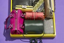 Accessorize / Organize / How to store all of the small stuff in your closet like jewelry, scarves, and sunglasses