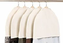 Closet Hangups / All thing related to hanging up your wardrobe in your closet