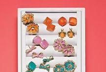 Jewelry Storage / by Stylebook App: Closet Organizer