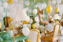 Let's Party! / Decorations, drinks, nibbles and accessories for the perfect party.