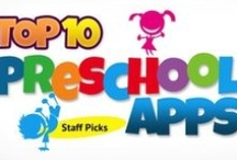 PRESCHOOL Apps / Find our Top Picks for Preschool apps (4 1/2 - 5 stars) along with other great apps to check out. Explore learning and fun with kids using technology! / by Smart Apps For Kids