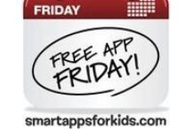 FREE APP FRIDAY! / If daily pins are too much for you, Free App Friday would be a great board for you. We share a list of free apps every Friday--some apps are made free just for this Free App Friday event and some are great apps that we have found that are free. Whichever it is, don't miss out on these free iPhone/iPad apps! / by Smart Apps For Kids