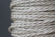 Fabulous Fabric Cable / Choose your favourite cable to match your favourite lighting...