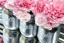 Mason   Fascination / Sweet mason jars!!