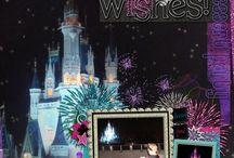 Scrapbook Disney / by Kris DeKleine