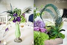 wedding decor / Wedding decor sets the mood for the entire day. This board is dedicated to all the beautiful things that complete the wedding space.