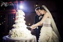 wedding cakes / Yum! Our favorite wedding cakes over the years.