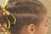 All Dolled Up {Little Girls Hair} / by Meribeth {Little Blessed Nest}