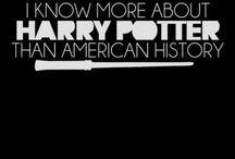 Harry Potter/Parks and Rec shizz / by Lauren Stoffregen