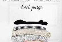 The Minimalist Wardrobe