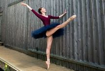 My Creative Portraits / Creative Portraits I have taken at Jacob's Pillow Dance Festival and beyond.