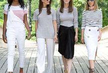 Fresh Ways To Wear Stripes