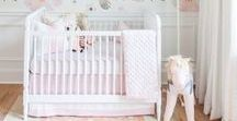 Nursery / Adorable baby and kid room ideas for decor, function, toys, and books