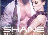 Shane: Marshal of Tallav / The characters, settings, and events of Shane: Marshal of Tallav, including some rope bondage images that are beautiful.