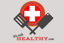 We Talk Healthy Blog / A deeper conversation about health and wellness, and encouragement to be a healthier you.